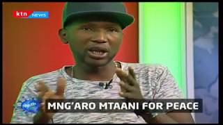 YouthCafe: Mng'aro mtaani for peace