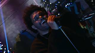 The Weeknd - In Your Eyes (iHeartRadio Jingle Ball Live Performance)