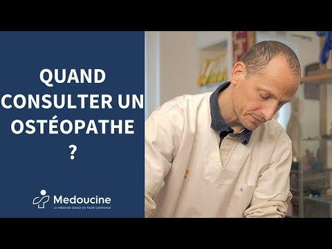 🤔 Quand CONSULTER un OSTEOPATHE ? Par Henri Dispan de Floran 🤔