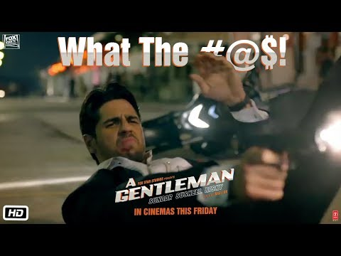 Download A Gentleman - Sundar, Susheel, Risky | What The #@$! | Sidharth | Jacqueline | Raj & DK HD Video