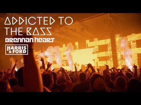 Brennan Heart x Harris & Ford - Addicted to the Bass