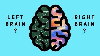 What is right brain psychology