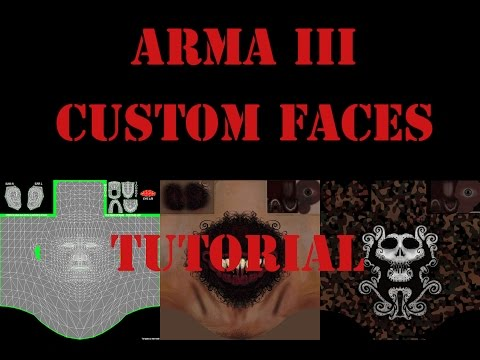 ADD A CUSTOM FACE IN ARMA3 - смотреть онлайн на Hah Life
