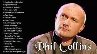 Phil Collins Greatest Hits (Full Album)