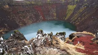 EPIC Crater Lakes On Earth
