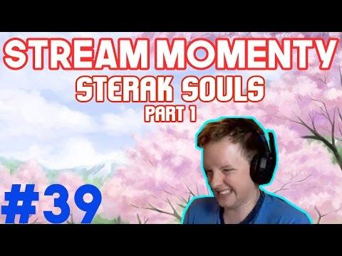 Stream Momenty #39 - Sterak Souls I1I