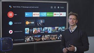 Kanäle anpassen & Schnellmenü einrichten - Sony Bravia Android TV: Bedienung so einfach wie noch nie