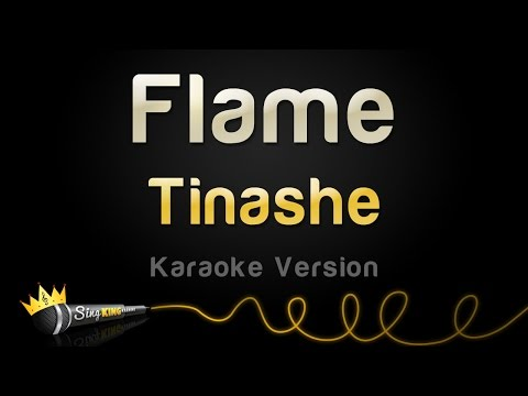 Tinashe - Flame (Karaoke Version)