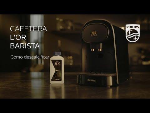 Cafetera de Cápsulas Espresso L'OR Barista LM8012/60