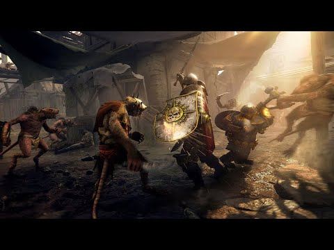 Warhammer: Vermintide 2 - Shadows Over Bogenhafen DLC Trailer