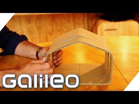 Das Haus aus Papier | Galileo Lunch Break