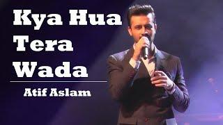 "Video thumbnail of ""Kya Hua Tera Wada | Violin Cover by Atif Aslam live in the Netherlands | Mohd. Rafi Songs Tribute"""