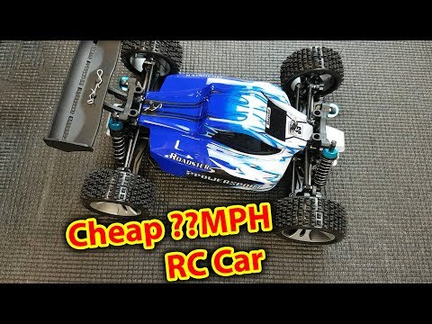 Can a dirt CHEAP RC Car be any good? GPS Steed run + Destruction Test