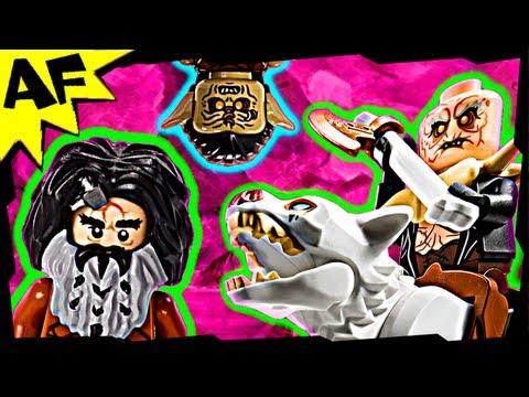 Vidéo LEGO Le Hobbit 79002 : L'attaque des Ouargues