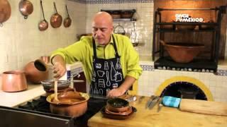 Tu cocina - Conejo en chile rojo y chocolate