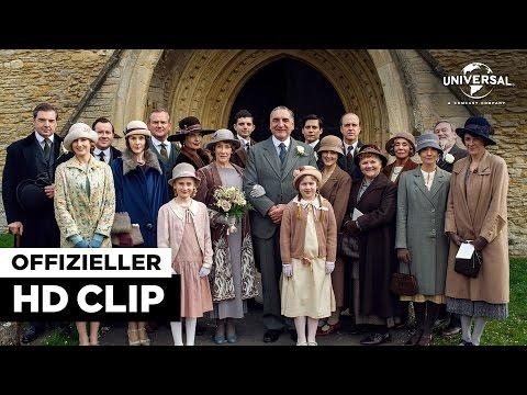 Downton Abbey Staffel 6 - Clip HD deutsch / german