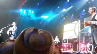 Josh Turner - Me and God - Live Star Plaza 11/17/2012