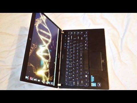 Acer Travelmate P645 Review - Tech Showdown
