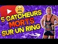 5 catcheurs morts sur un ring !