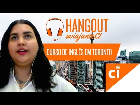 #ViajanteCI | Inglês em Toronto