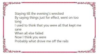Everything But the Girl - The Dustbowl Lyrics