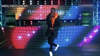 King Monada Lockdown House Party Performance (Full)