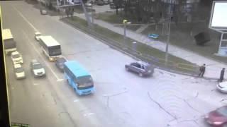 Авария в г.Семей (семипалатинск) 14 ноября 2014.