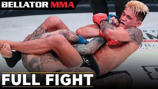 Full Fight   Jay Jay Wilson vs. Mario Navarro - Bellator 238
