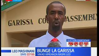 BUNGE LA GARISSA: Gavana kuhutubia bunge Septemba 21