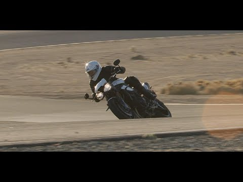 2020 Triumph Speed Triple S in San Jose, California - Video 1