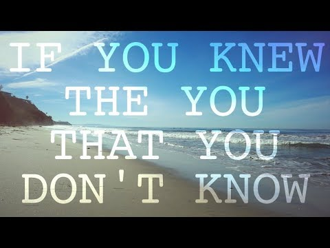Lee Coulter - The You That You Don't Know - Official Lyric Video