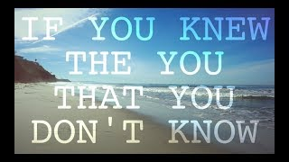 Lee Coulter   The You That You Don't Know   Official Lyric Video