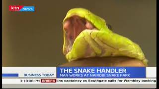 Business Today 4th September 2017 - Insights into the handling of snakes