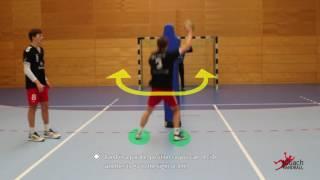 Handball Body Fake Basics