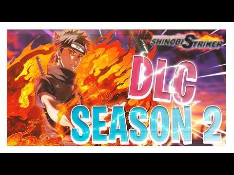 ALL SEASON 2 DLC CHARACTERS coming to Naruto to Boruto