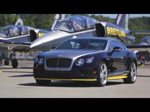 Breitling by Mulliner Continental Launch - Seattle, July 2015