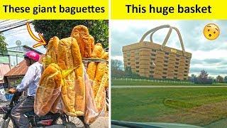 Giant Things...