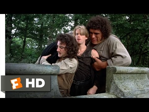 The Princess Bride (9/12) Movie CLIP - If We Only Had a Wheelbarrow (1987) HD