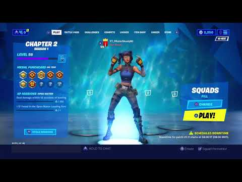 Fortnite | Average Console Player | Short Stream/Dowtime is soon! Drop a like!