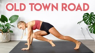 Lil Nas X   Old Town Road (feat. Billy Ray Cyrus) [Remix] FULL BODY WORKOUT ROUTINE