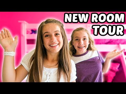 OUR NEW ROOM TOUR