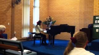 Mission Bells - Piano Solo