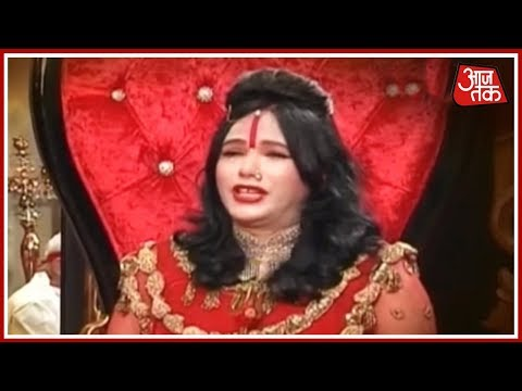 Controversial Radhe Maa Reacts To Being Called A Fake Baba, Here is How