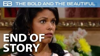 I Don't OWE Them Anything! / The Bold And The Beautiful