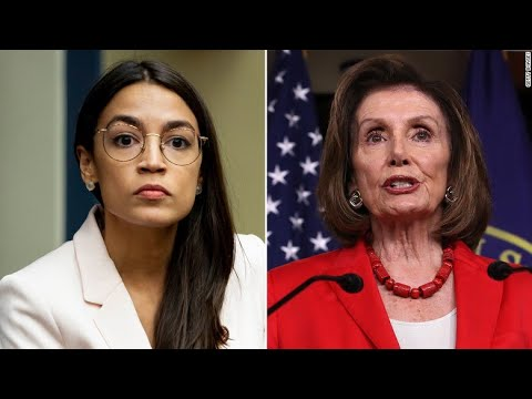 GOP Leader Pretends AOC Controls Pelosi