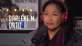 Hot 97 - Darlene Ortiz Talks Relationship with Ice T, Her Book & Beef w/ LL Cool J