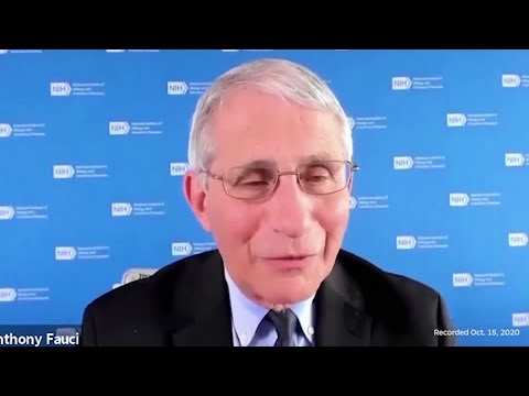 Fauci: Every family should consider Thanksgiving 'risk'