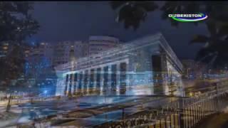 Новогоднее поздравление народу Узбекистана Президента Республики Узбекистан 2017