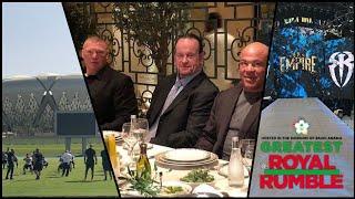WWE Greatest Royal Rumble 2018 || Saudi Arabia Tour || Exclusive Video ||