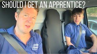 Should I get an Apprentice? Electrician Life